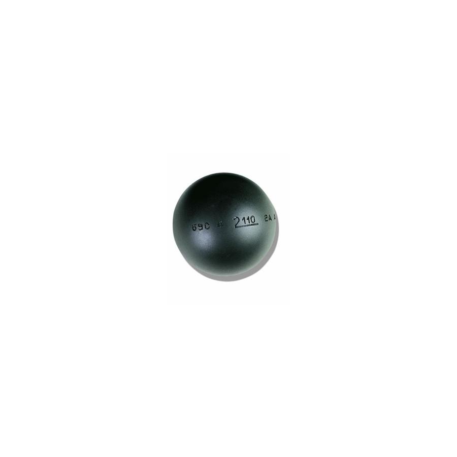 Boules de p tanque ms 2110 acier alli au carbone anti for Marque boule de petanque