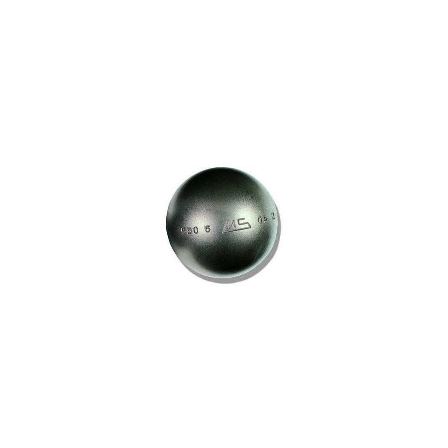 Boules de p tanque ms inox acier inox demi tendre for Marque boule de petanque