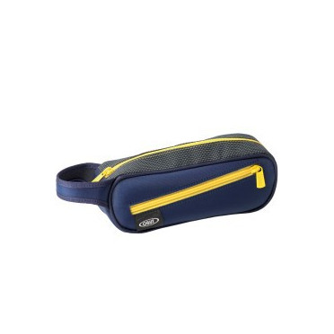 Trousse Sport Zip Jaune Obut (noir ou marine)