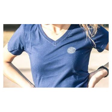 Tee-shirt Femme Marine OBUT