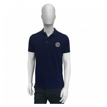 Polo Manches Courtes Homme Marine OBUT