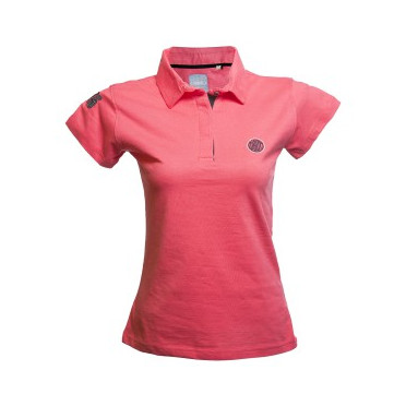 OBUT POLO FEMME, manches courtes