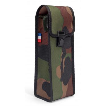 EXCLUSIVITE ! Sacoche Camouflage Tissus Armée Véritable