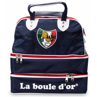 Sac 4 boules LA BOULE D'OR Double Fonds Marine