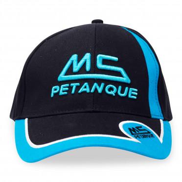 Casquette Bleue MS PETANQUE