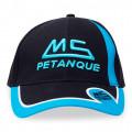Casquette Bleue MS PETANQUE 0