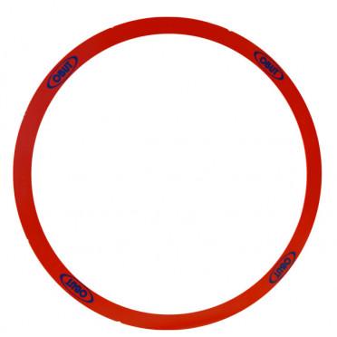 Lot 20 Cercles de Pétanque Rigides OBUT - 2 Couleurs au choix -