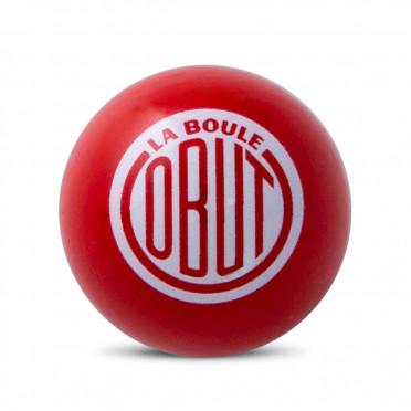 """But buis Obut Rouge """"La boule Obut"""" Vintage"""