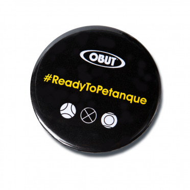 Badge Obut Ready To Petanque