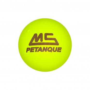 But buis MS Pétanque jaune fluo