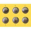 Boules UNIBLOC ETR Bronze 1