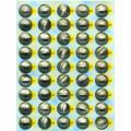 LA BOULE D'OR TBK POINT/TIR 4 BOULES, remplissage métallique breveté 1